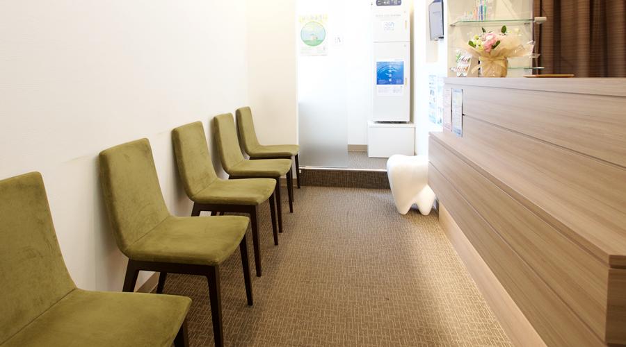 菊地歯科医院:待合室